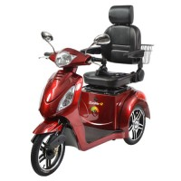 Drive medical zoome - r 3 - wheel recreational power scooter - 1 ea