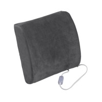 Drive Medical Comfort Touch Heated Lumbar Support Cushion