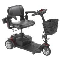 Drive Medical Spitfire EX2 3-Wheel Travel Scooter