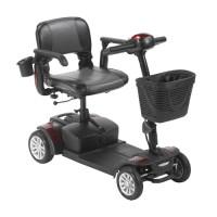 Drive Medical Spitfire EX2 4-Wheel Travel Scooter