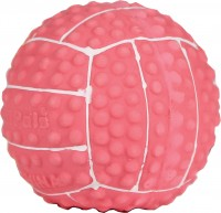 Coastal Pet Products li'l pals latex volleyball dog toy - 2 in, 72 ea