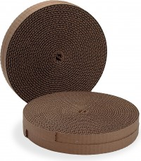 Coastal Pet Products turbo scratcher replacement pads - 4 ea