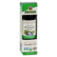 Natures answer organic essential oil 100 percent pure rosemary - 0.5 oz