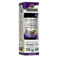 Natures answer Thrones organic blend essential oil - 0.5 oz