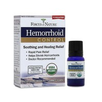 Forces of Nature Organic Hemorrhoid Control - 11 ml