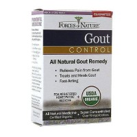 Forces Of Nature Gout Control - 11 ml