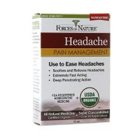 Forces of nature headache pain management  -  11 Ml