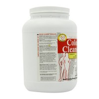 Health Plus colon cleanse the original high fiber 100% pure psyllium husk, 48 oz