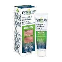 Natralia Eczema and Psoriasis Cream, Non Steroidal - 2 oz