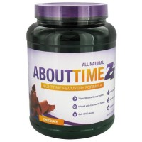 About time zz nightime casein recovery formula chocolate - 2 lbs
