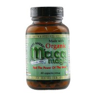 Maca Magic Organic Maca Capsules - 60 ea