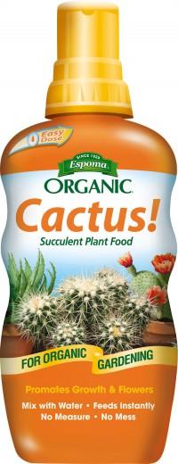 Espoma Company organic cactus succulent plant food - 8 oz, 12 ea