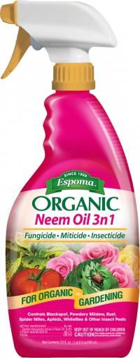 Espoma Company neem oil 3n1 ready to use - 24 oz, 6 ea