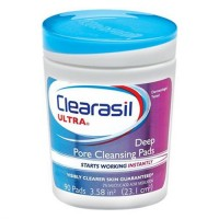 Clearasil Ultra Deep Pore Cleansing Pads - 90 ea