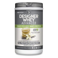 Designer Whey advanced whey protein, Chocolate fudge - 1.85 lbs