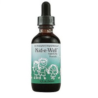 Dr. Christopher Kid-e-Well cold and flu formula extract, 2 oz