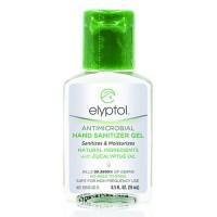 Elyptol antimicrobial hand sanitizer gel - 0.5 oz