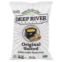 Deep river snacks original salted - 2 oz