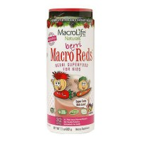 MacroLife Naturals Macro Reds For Kids Berri - 7.1 oz