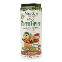 MacroLife Naturals Macro Greens For Kids Coco, 30 days - 7.1 oz