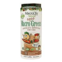 MacroLife Naturals Macro Greens For Kids Coco, 30 days - 7.1 oz