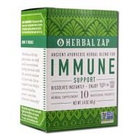 Herbal zap immune support packet - 10 ea