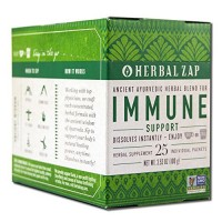 Herbal zap immune support packet - 25 ea