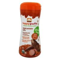 Happybaby organic puffs sweet potato -2 oz