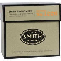 Smith teamaker tea assortment number 1226 tea bags - 12 ea,6 pack
