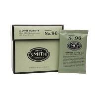 Smith teamaker jasmine silver tip green tea - 15 bags, 6pack