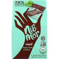 Nibmor mint daily dose of dark - 7 ea