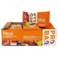 Pro bar whole food meal bar, superfruit slam - 3 oz, 12 pack