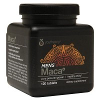 Youthery mens maca pure protein power tablets - 120 ea