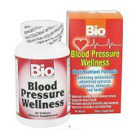 Bio Nutrition Blood Pressure Wellness Tablets, Multi Nutrient Formula - 60 ea
