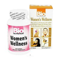 Bio nutrition womens wellness tablets - 60 ea