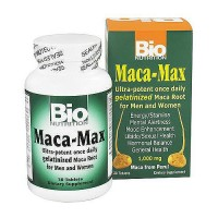 Bio Nutrition Maca Max 1000 mg Tablets For Men and Women - 30 ea