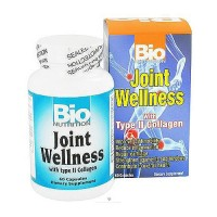 Bio Nutrition Joint Wellness with Type II Collagen Capsules - 60 ea