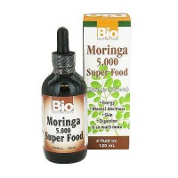 Bio Nutrition Moringa Superfood Liquid 5000 mg - 4 Oz