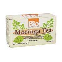 Bio Nutrition Moringa Tea, Mint Flavor - 30 Tea Bags