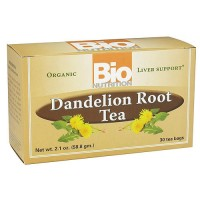 Bio Nutrition Organic Dandelion Root Tea - 30 Tea Bags