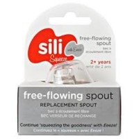 Sili squeeze nipple spout  replacement  original with eeeze  1 count  -  1 ea