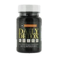 Daily detox multi herb capsules - 60 ea