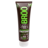 Broo craft beer invigorating conditioner - 8.5 oz, 18 pack