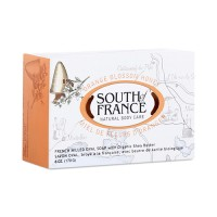 South of france bar soap oval orange blossom honey - 6 oz