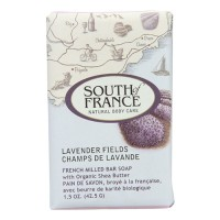 South of france bar soap lavender fields travel - 1.5 oz, 12 pack