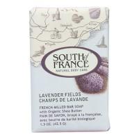 South of france bar soap lavender fields travel - 1.5 oz, 12 pack