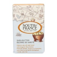 South of france bar soap shea butter travel - 1.5 oz, 12 pack