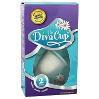 Divacup New Menstrual Solution Model 2 - 1 cup