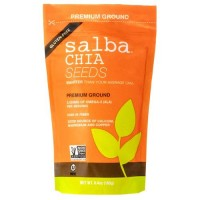 Salba smart organic salba chia seeds, premium ground - 6.4 oz, 6 pack