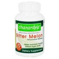 Charantea bitter melon ampalaya vegetarian capsules, 500 mg - 90 ea